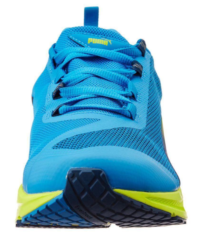 5687673076fa37 Puma Ignite XT Blue Running Shoes - Buy Puma Ignite XT Blue Running ...