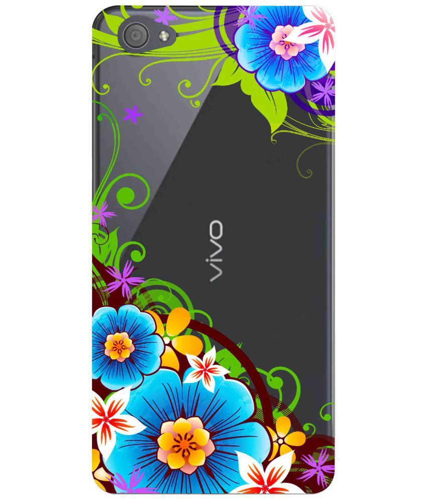 Vivo X5 Pro Printed Cover By Snooky