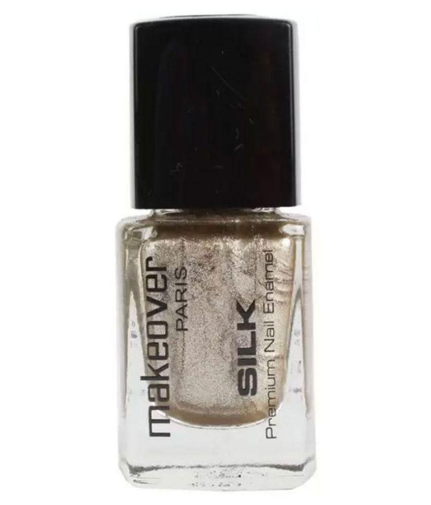Makeover Professional Nail Polish Golden 9 ml
