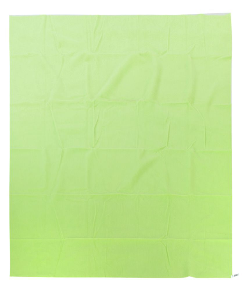 Mee Mee Green Cotton Sleeping Mat ( 30 cm × 10 cm)