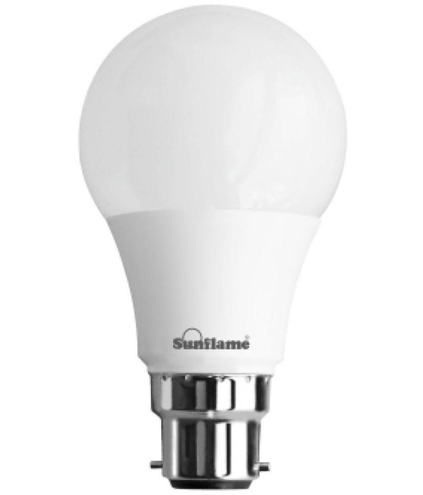 Sunflame 9W LED Bulbs Cool Day Light Pack of 2 Buy Sunflame 9W