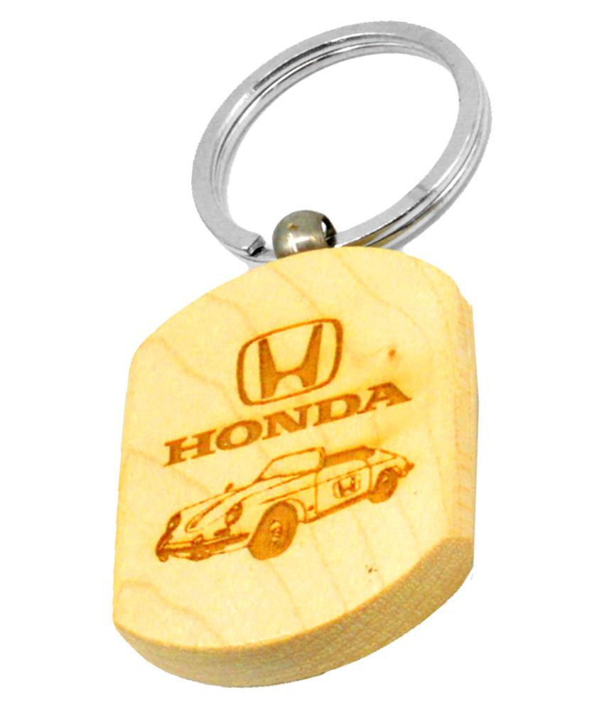 Faynci Honda Key Chain