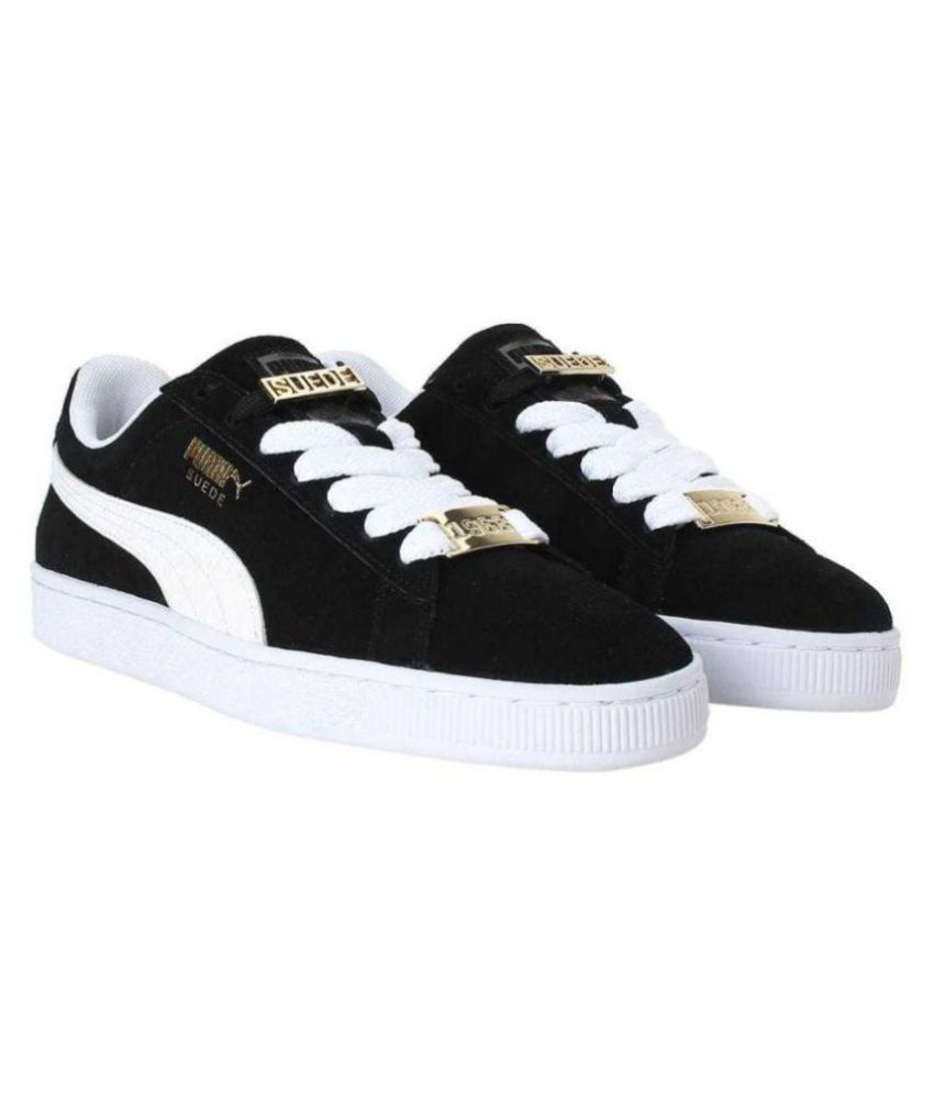 pretty nice 5d6bb 63840 Puma Classic BBOY Fabulous Sneakers Black Casual Shoes