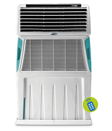 Symphony 110 Ltr Touch 110 Air Cooler(With Remote)-For Large Room