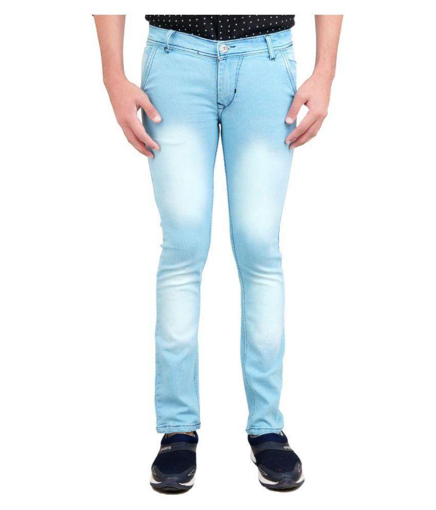 Fiol Light Blue Slim Jeans