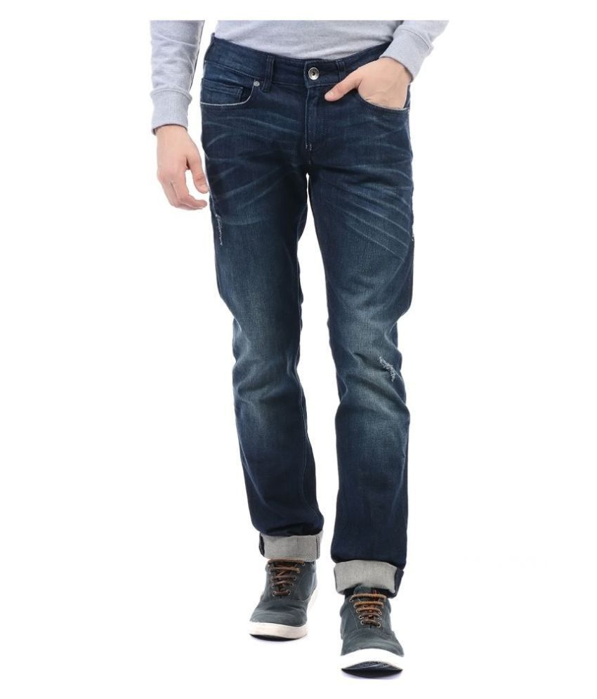 Pepe Jeans Blue Relaxed Jeans