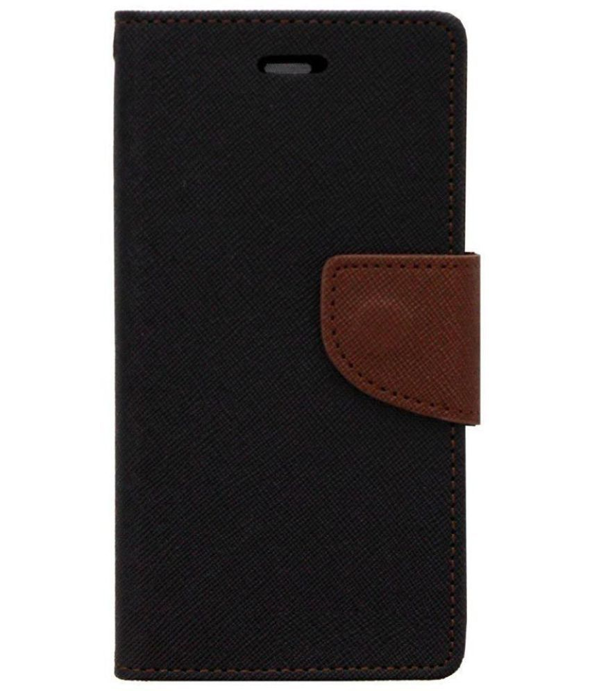 official photos c8f8d 57840 Samsung Galaxy Grand 2 Flip Cover by Micomy - Brown
