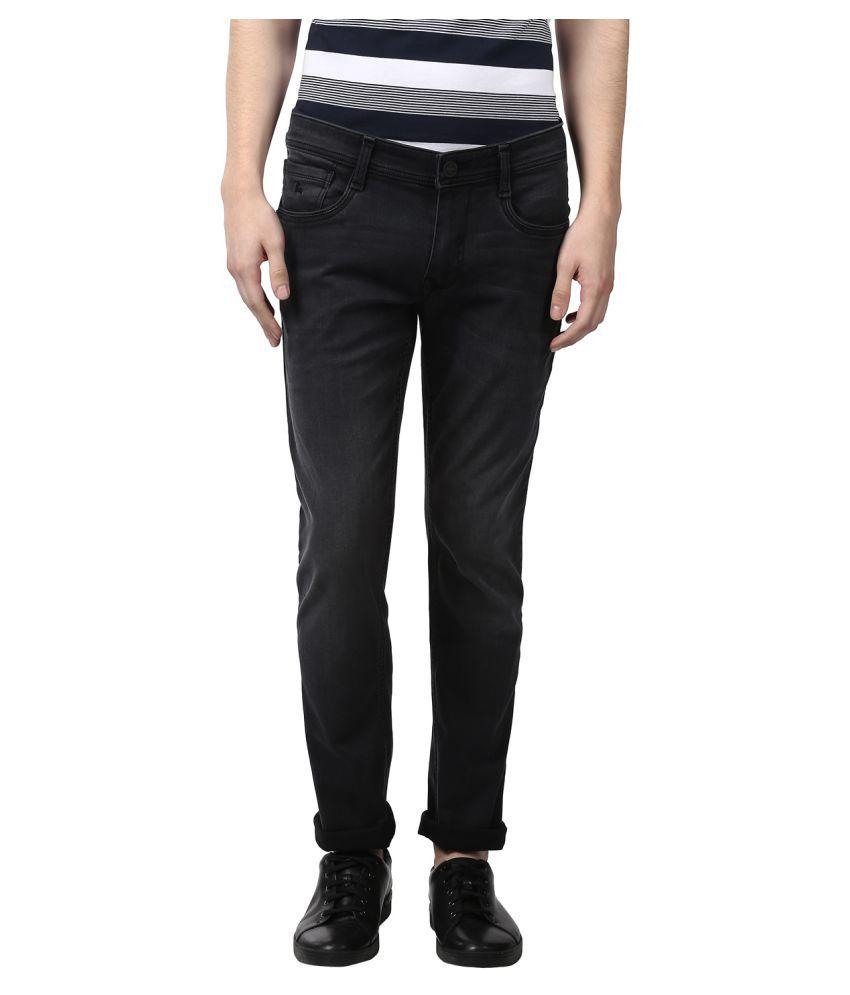 Parx Black Slim Jeans