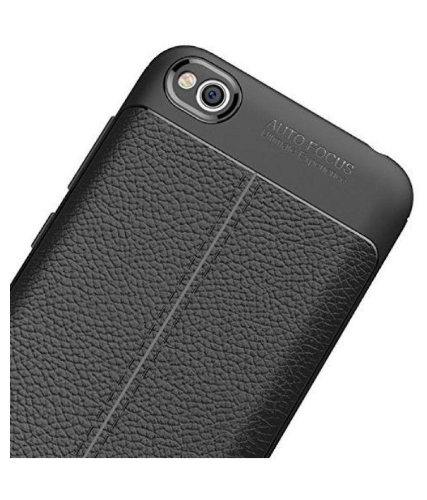 timeless design a816a b27bc Redmi 5a Back cover [AUTO FOCUS] Soft Silicone Flexible Back Cover ...