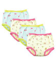 Reusable Cloth Diaper/Potty Training Pant(S1-C4)