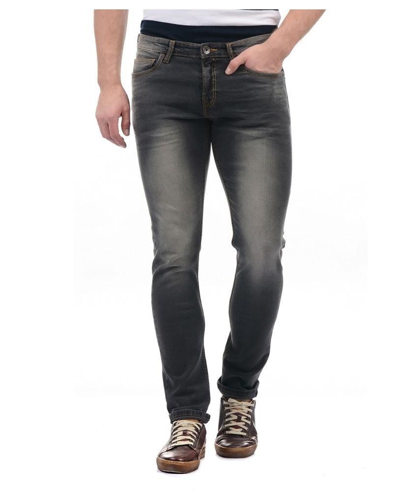 Pepe Jeans Grey Regular Fit Jeans