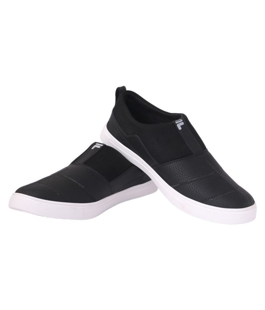 pay with paypal cheap online ADDY FILA LOOK Sneakers Black Casual Shoes hot sale cheap price 100% original for sale 5FjOJamLS