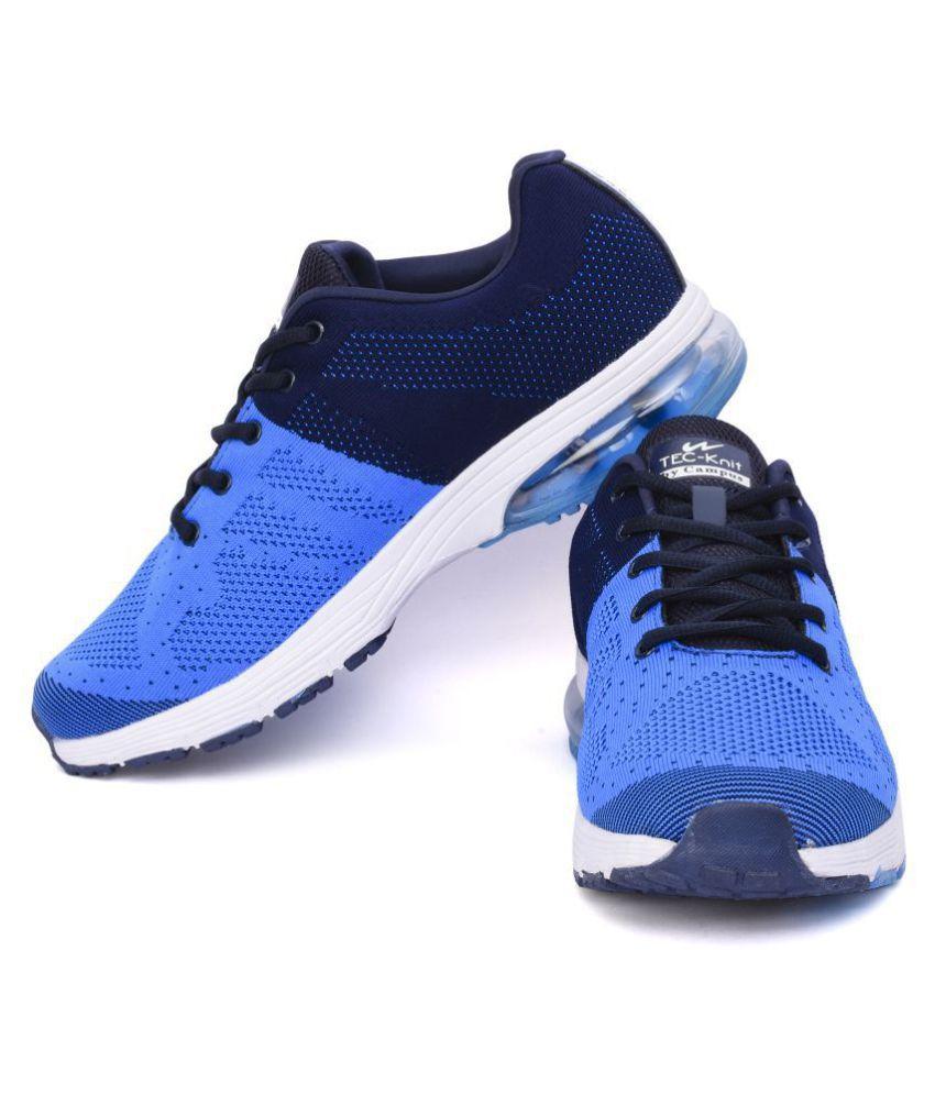 Campus FUTURA Blue Running Shoes - Buy