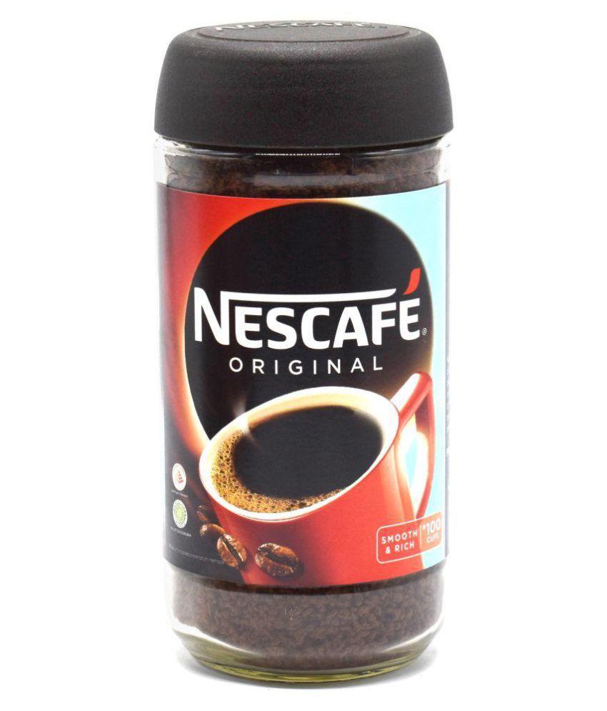 Nescafe Instant Coffee Powder 200 SDL099760172 1 02442 Instant Coffee Powder Coffee Powder Instant