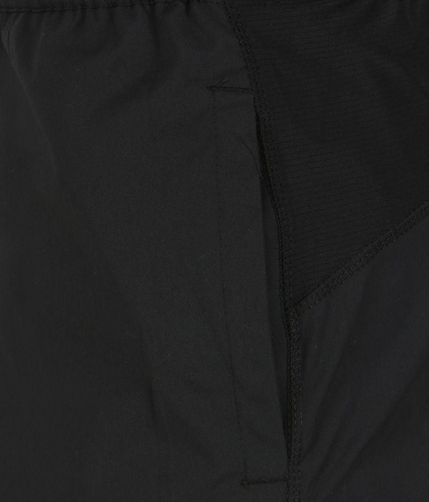 629cf2fe60e Nike Black Polyester Lycra Trackpants Single