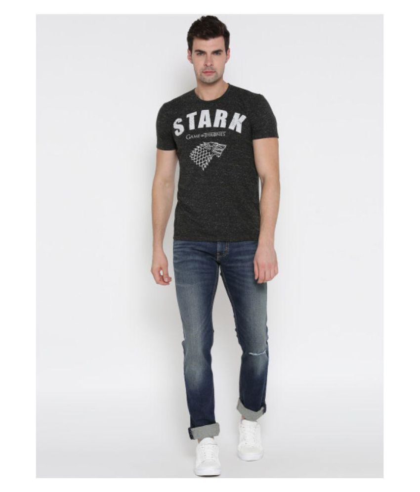 levi's redloop Navy Blue Slim Jeans