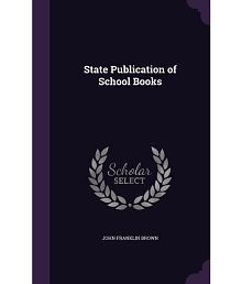 State Publication of School Books