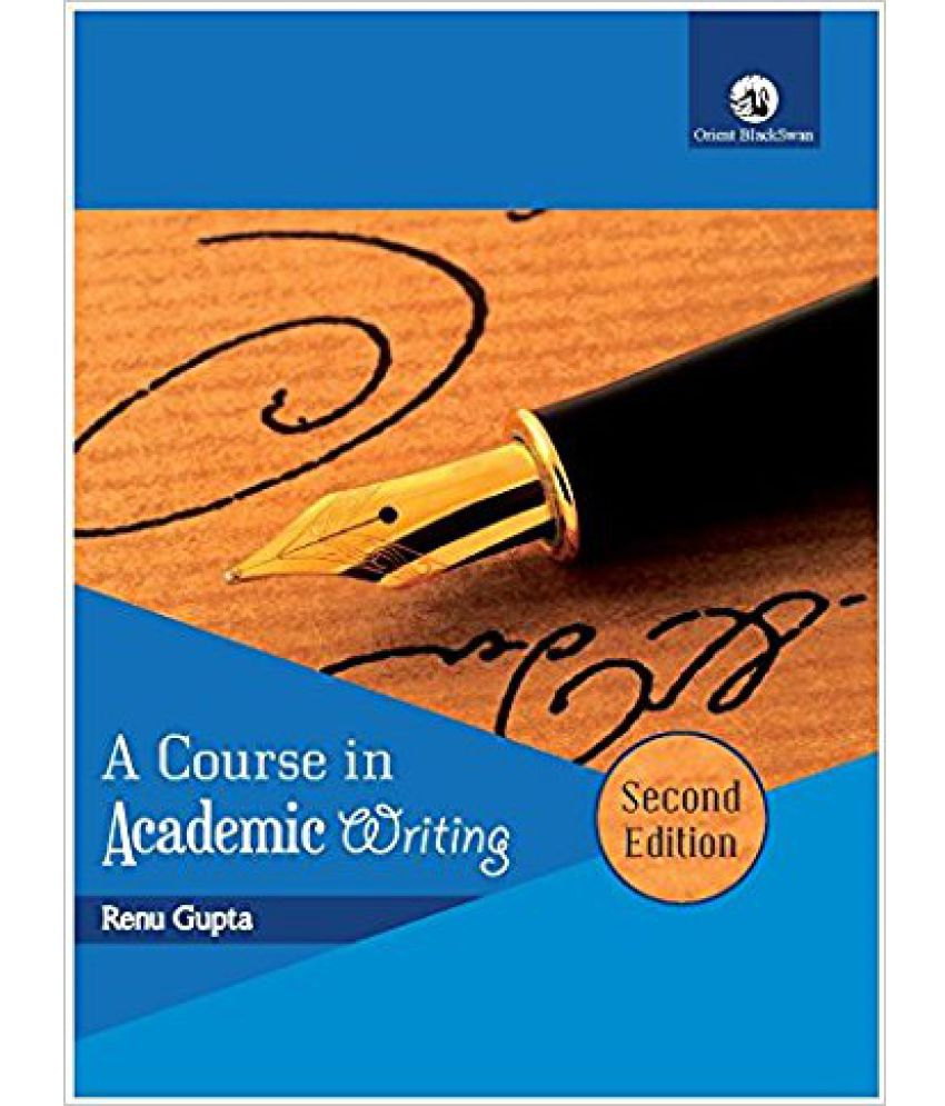 Academic writing course online