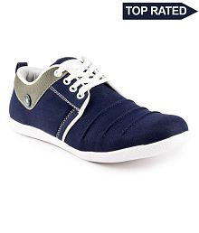 GS Blue Sneaker Shoes