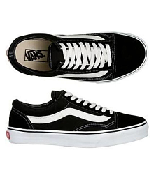 VANS classic old skool Lifestyle Black Casual Shoes
