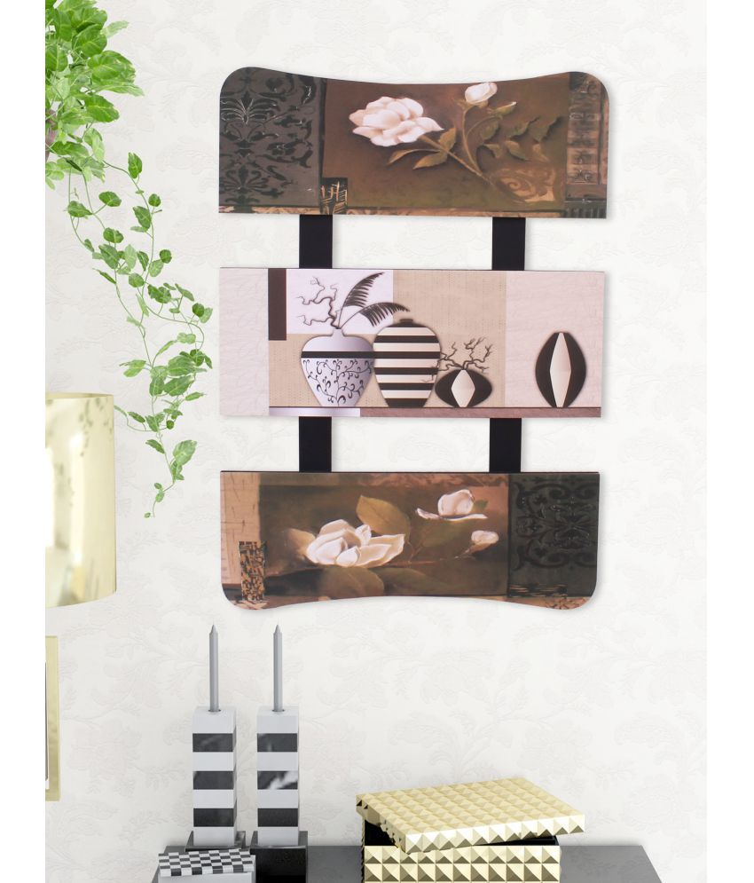 Trendy Ile MDF Painting With Frame