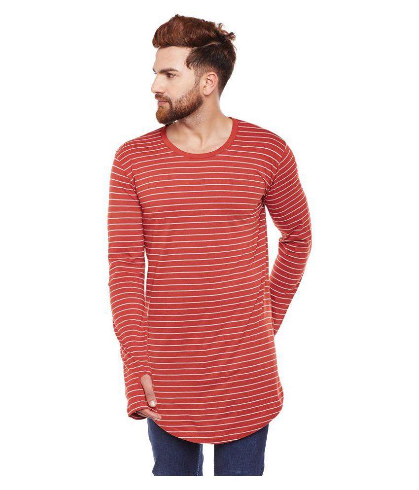 Hypernation Orange Round T-Shirt