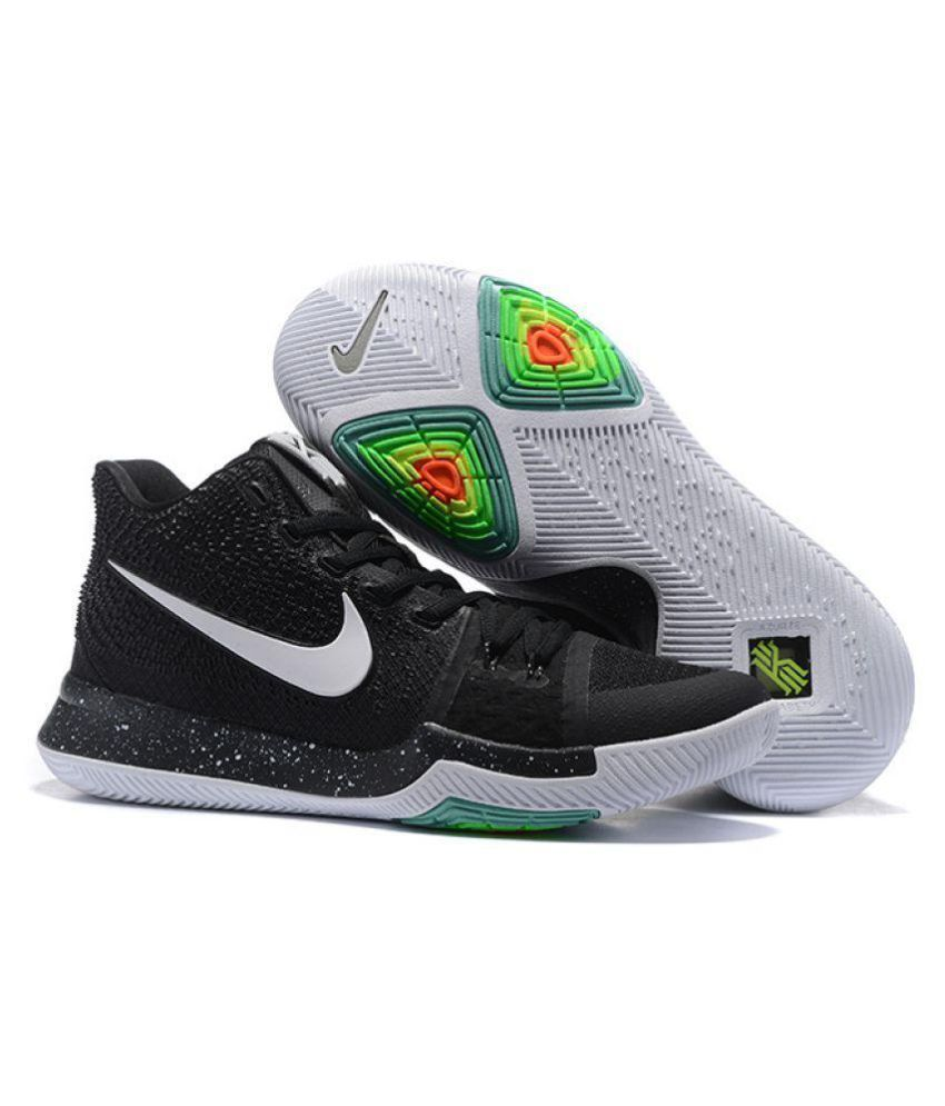 new style 3d9f2 12007 Nike Kyrie 3 Classic New Sneakers Multi Color Basketball Shoes - Buy Nike  Kyrie 3 Classic New Sneakers Multi Color Basketball Shoes Online at Best  Prices in ...