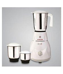 Singer DURO PLUS 500 Watt 3 Jar Mixer Grinder