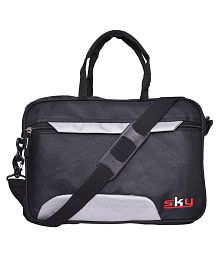 Sky Grey Office Messenger / College Bag