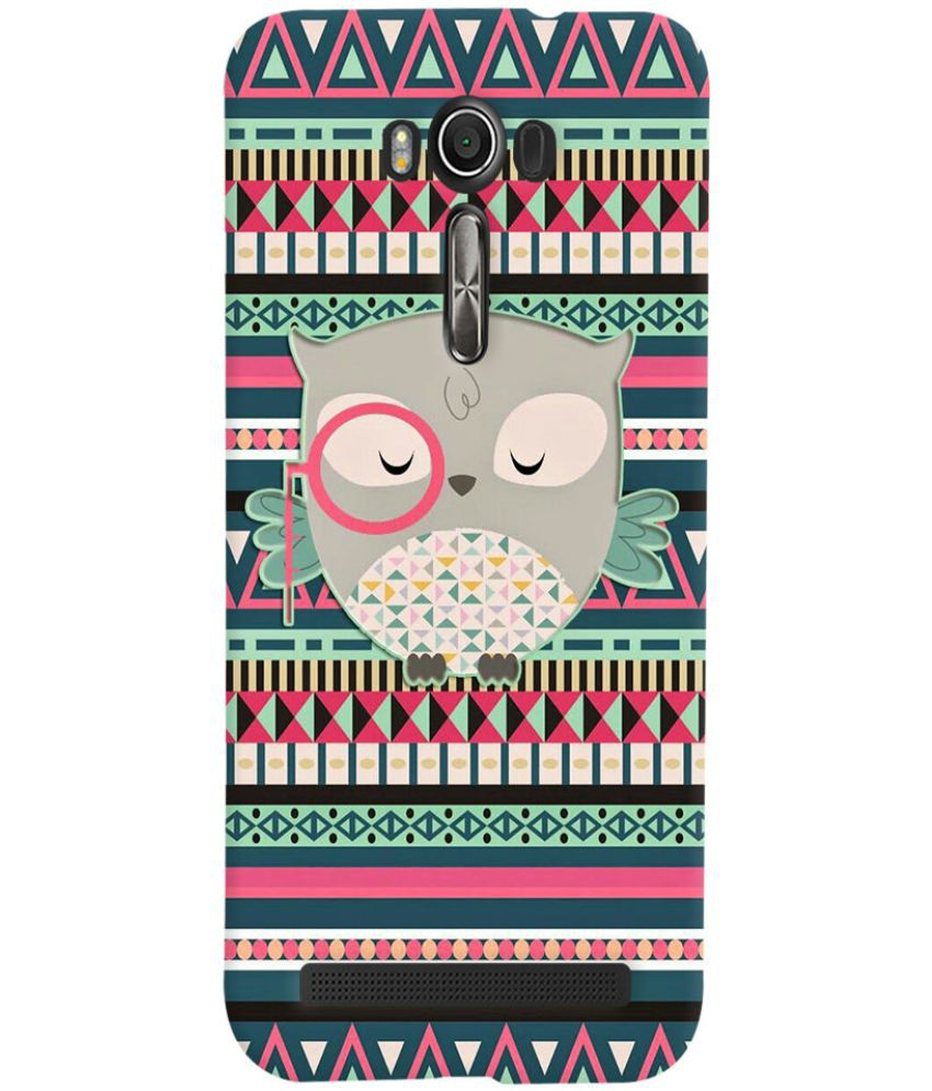 Asus Zenfone 2 Laser 5.5 Printed Cover By Case King