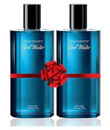 Davidoff Cool Water Men's EDT Perfume- 125 ml Buy 1 Get 1 Free