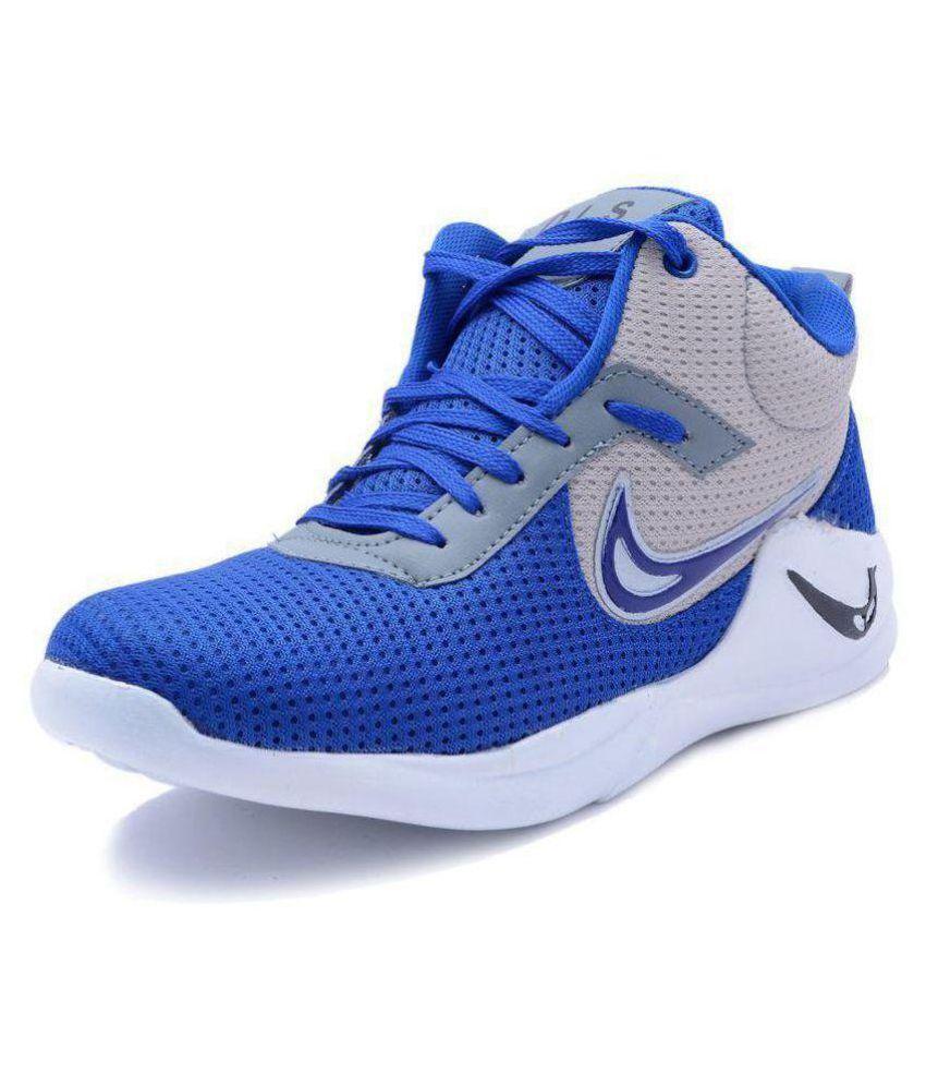 DLS  Blue Chelsea boot