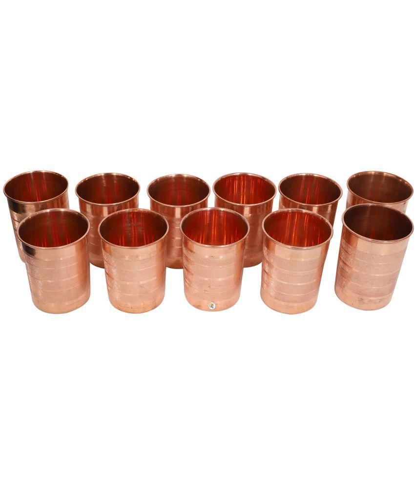 KDT Copper 300 ml Glasses