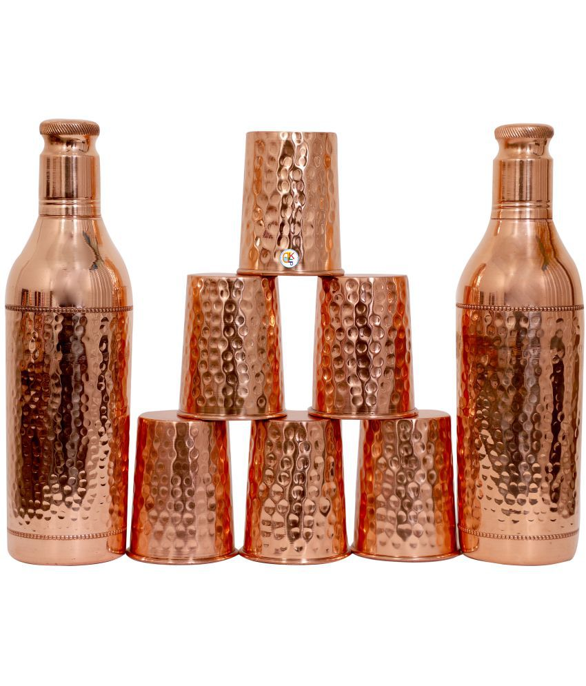 KDT 8 Pcs Copper Bar set
