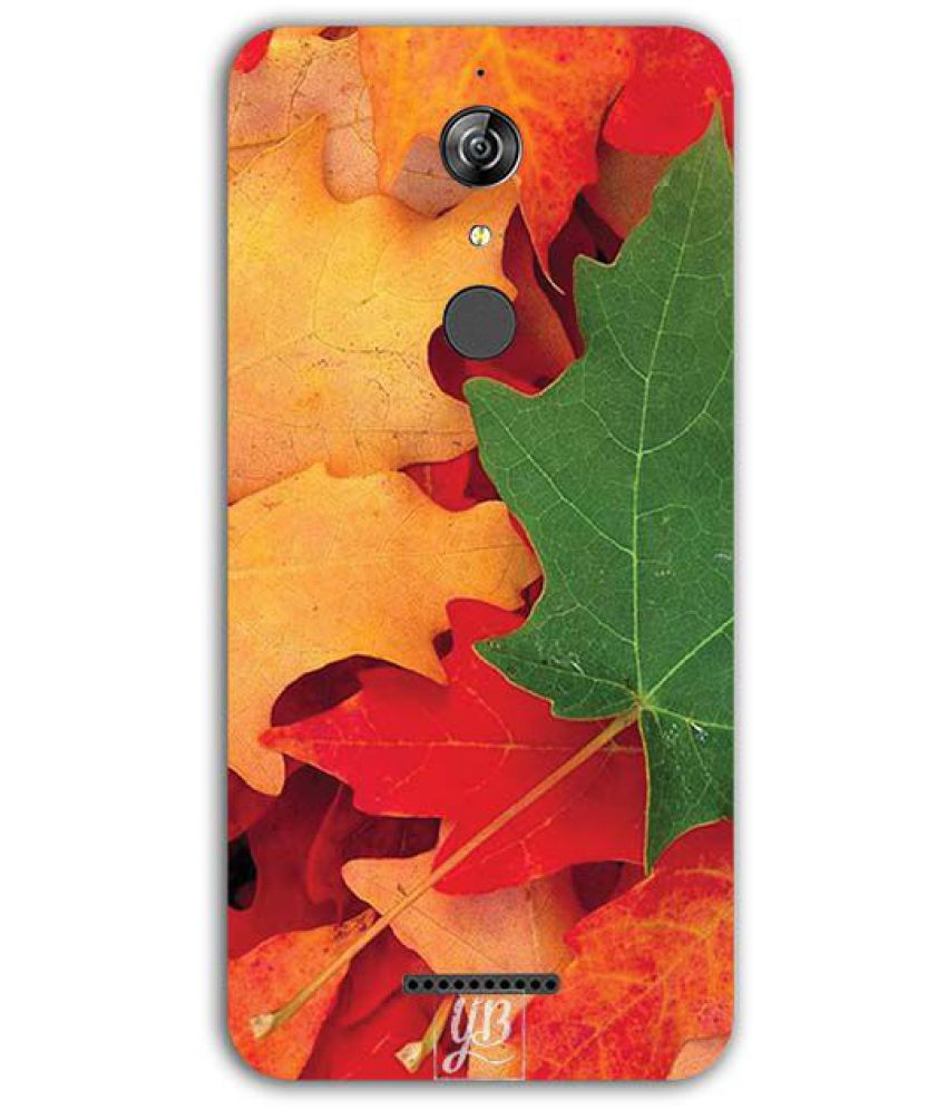 Micromax Canvas Infinity 3D Back Covers By YuBingo