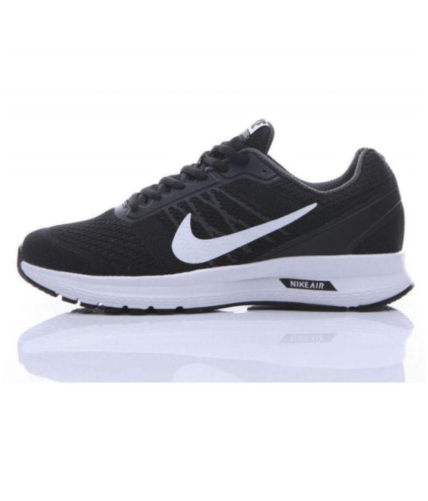 77dde12ac9e Nike AIR RELENTLESS 5 Black Running Shoes - Buy Nike AIR RELENTLESS ...