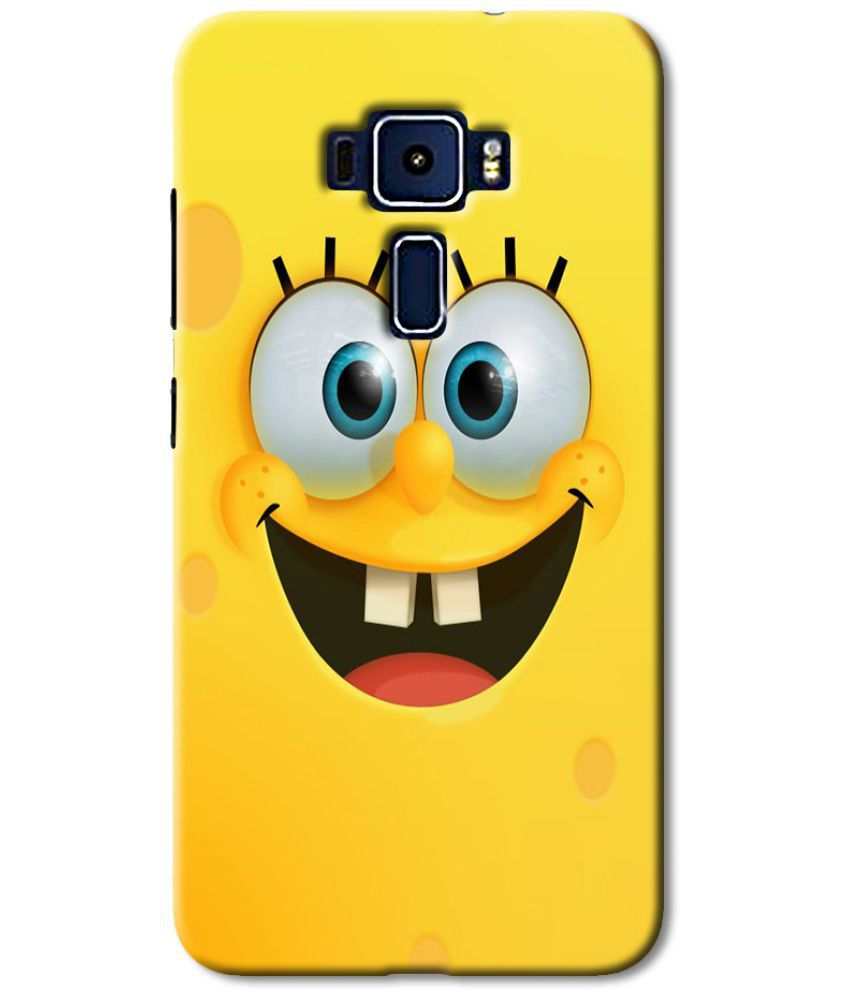 Asus Zenfone 3 Laser ZC551KL Printed Cover By Case King