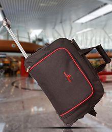 Wildmount Black M( Between 61cm-69cm) Cabin Luggage
