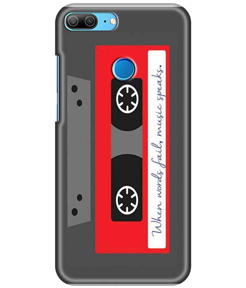Huawei Honor 9 Lite Printed Cover By ZAPCASE