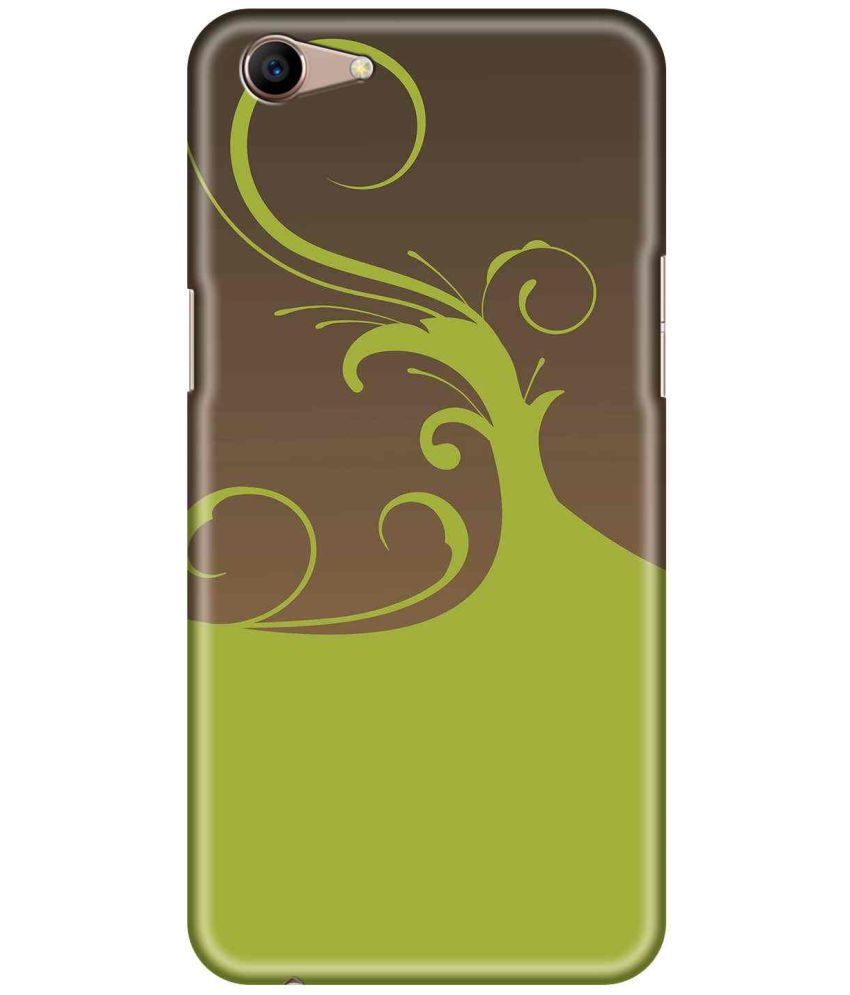 Oppo A83 Printed Cover By SWAGMYCASE
