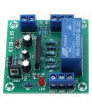 WowObjects DC 12V-24V UPC1237 Dual Channel Stereo Loudspeaker Power-On Delay Protection Board For Amplifier