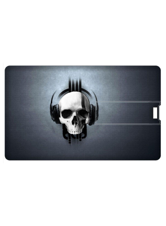 Design Worlds 8GB USB 2.0 Fancy Pendrive Single
