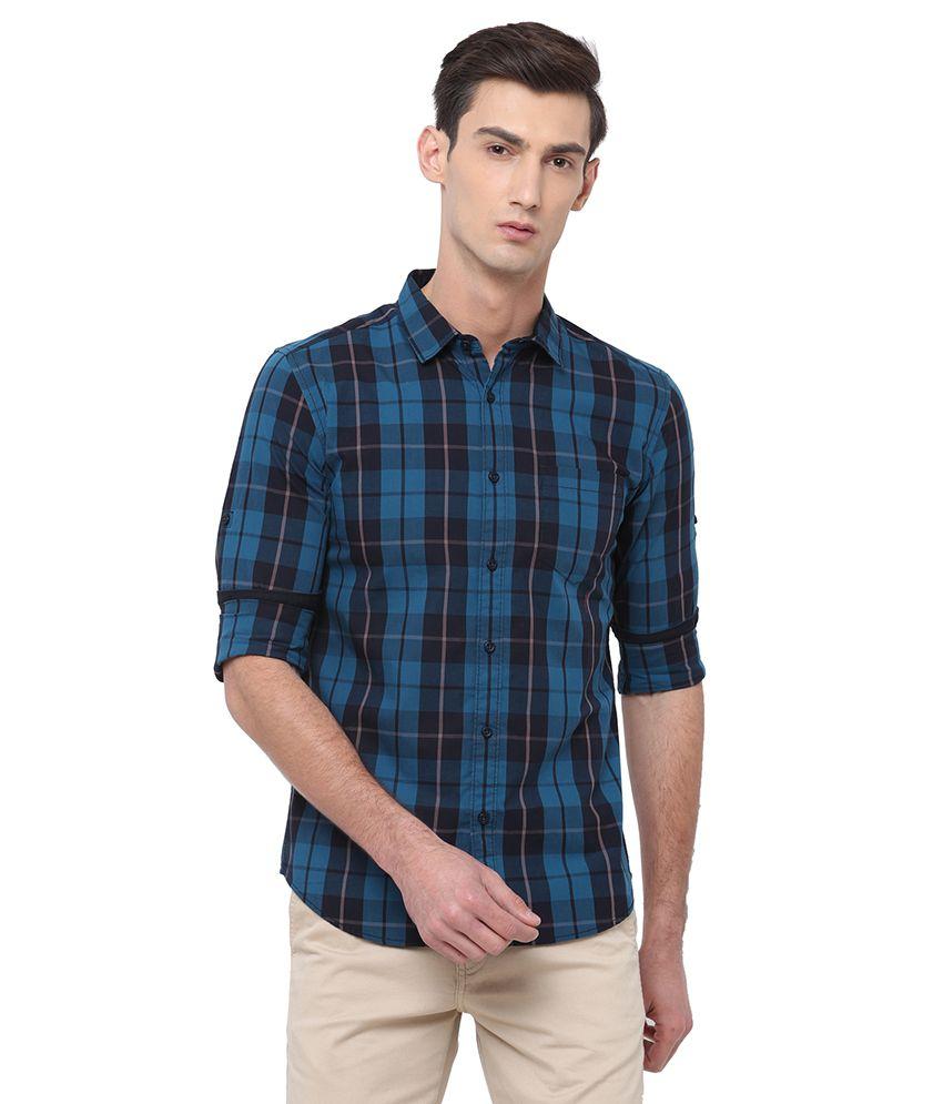 Highlander Multi Slim Fit Shirt