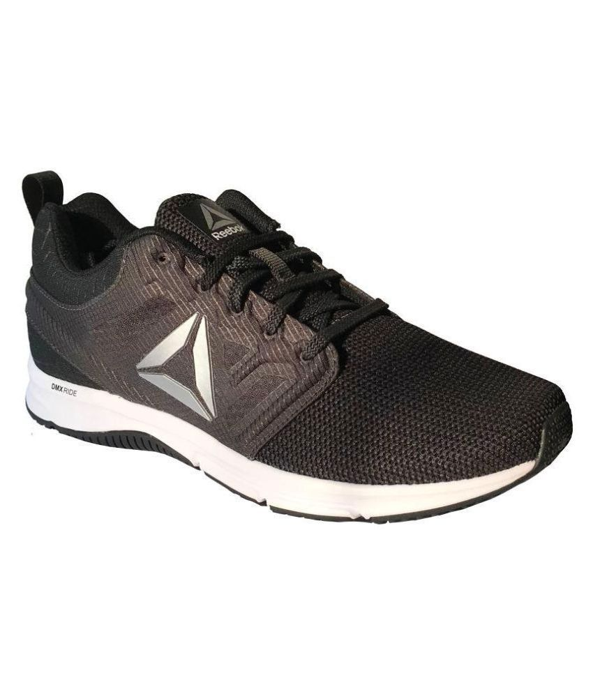 83a8ff033a5 Reebok Strike Runner Men s Black Running Shoes - Buy Reebok Strike Runner Men s  Black Running Shoes Online at Best Prices in India on Snapdeal