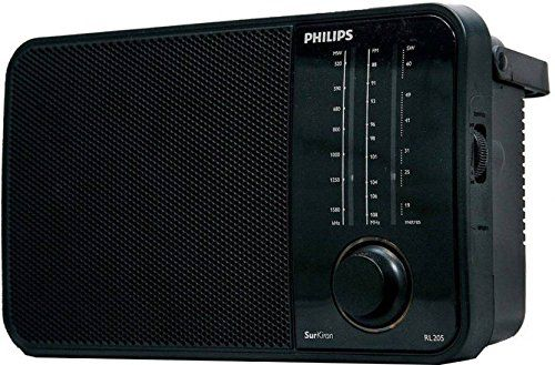 Philips IN-RL205/N FM Radio (without adapter)