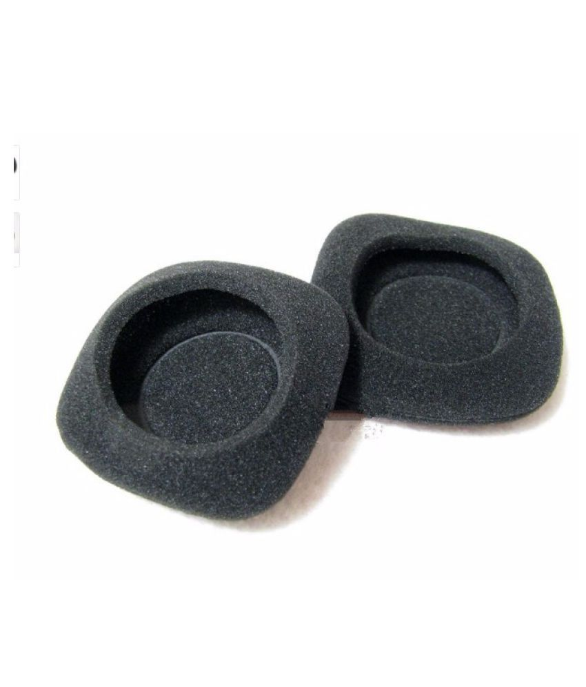 Wowobjects Free Ship 1 Pair Replacement Ear Pad Cushion For Logitech H150 Headphones Black H150 Earpad