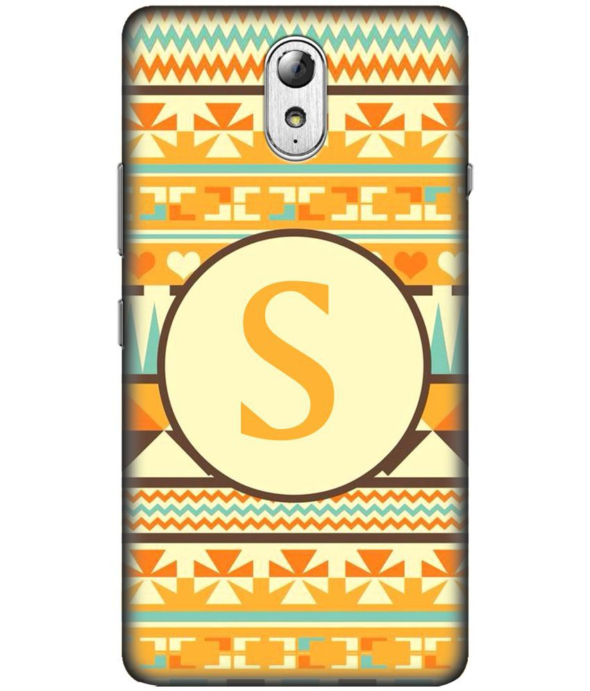 Lenovo Vibe P1M 3D Back Covers By SWANK THE NEW SWAG
