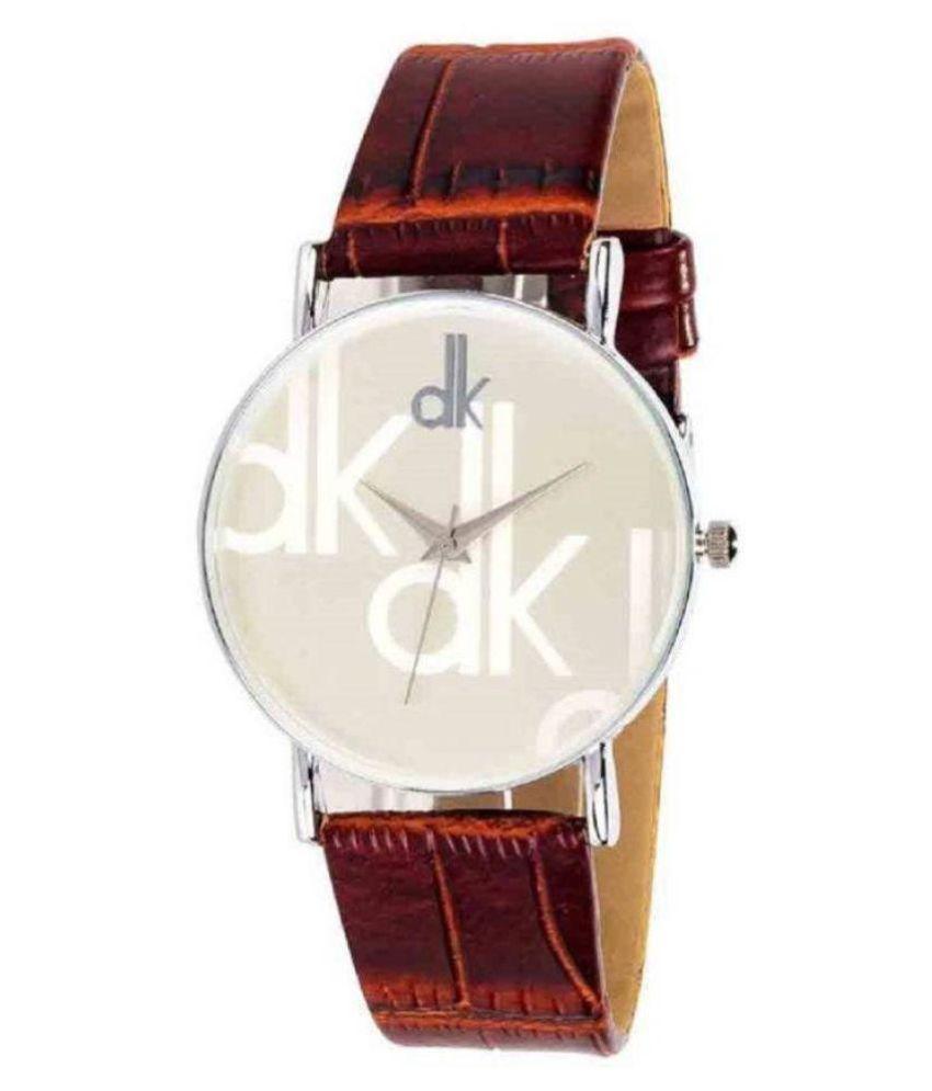 watch homes dk brown watch for men buy watch homes dk brown watch