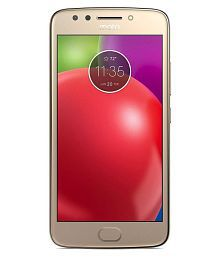 Motorola Champagne Gold Moto E4 Plus 32GB