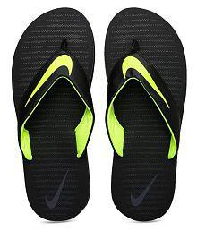 Nike chroma v Black Thong Flip Flop